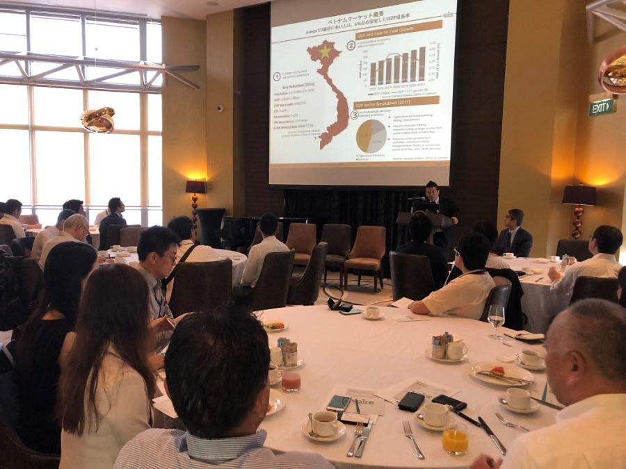Spire, YCG, Event, Seminar, Vietnam, Firms