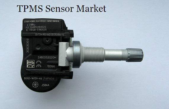 TPMS Sensor Market