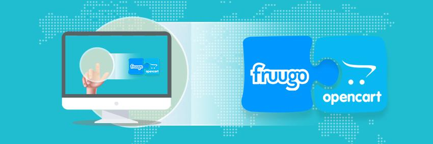 Fruugo OpenCart Integration made AVAILABLE at OpenCart