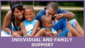 Individual And Family Services