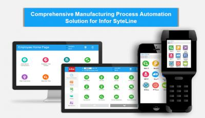 Overview of Infor CloudSuite Industrial - An End-to-End ERP