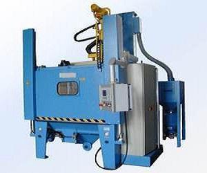 Global Shot Peening Machine Market