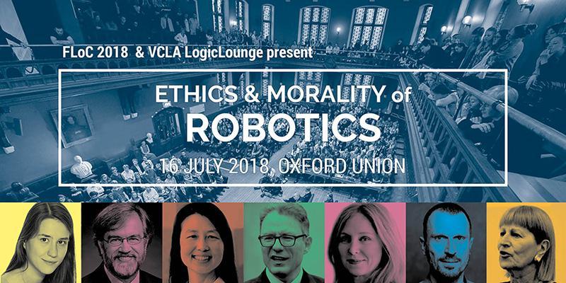 FLOC 2018 and VCLA Logic Lounge series: Oxford Union Debate