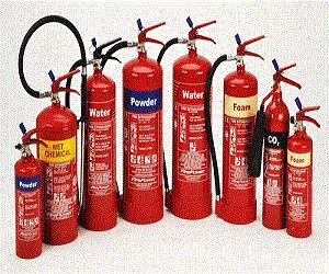 Global Extinguishing Agents Market
