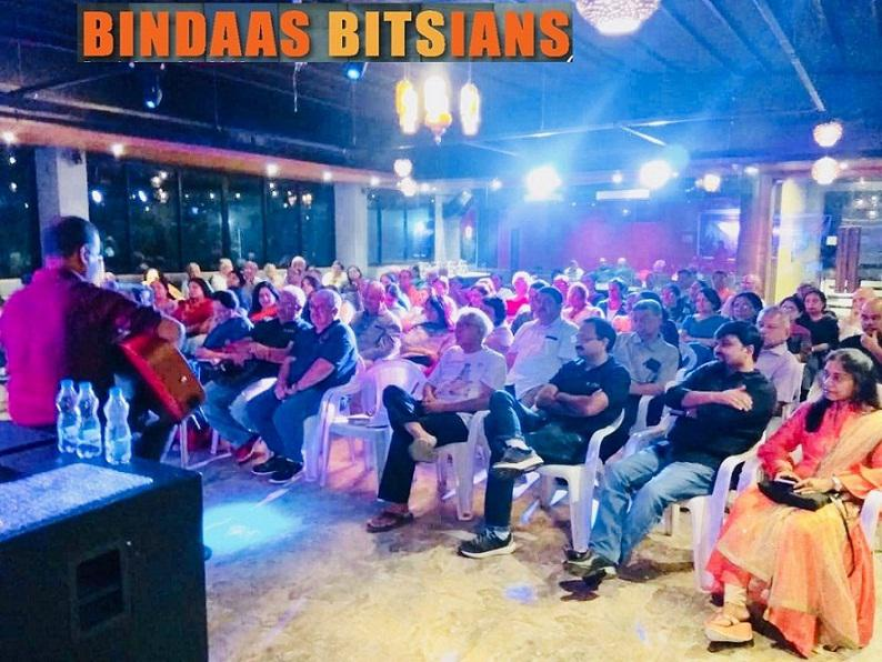 Bindaas BITSians Enthral BITS Pilani Alumni Association BITSAA Ahmedabad Chapter