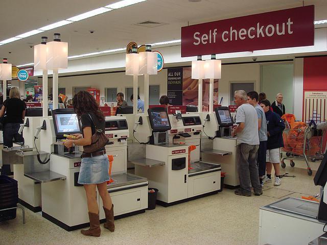 Global Retail Self-checkout Terminals Market