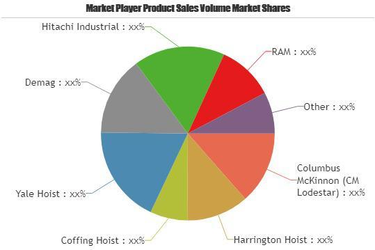 Electric Chain Hoists Market SWOT Analysis on Key Players: RAM,