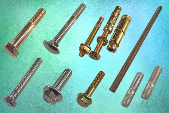 Bolts, studding and fixings from Challenge Europe