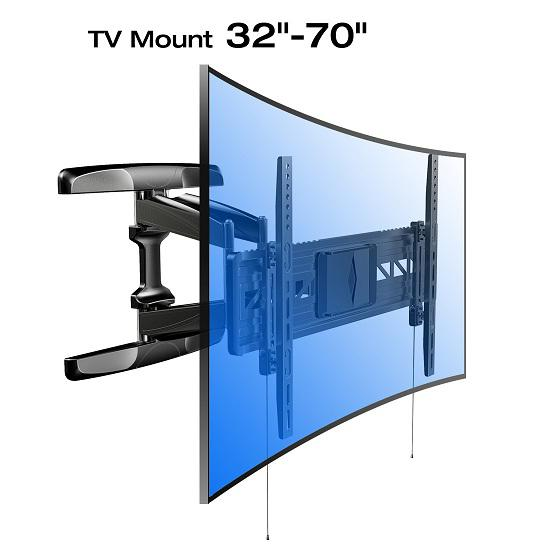 Global TV Mounts market will reach US$ 3194.4 Mn by 2025 at a CAGR of 2.4% between 2018 and 2025