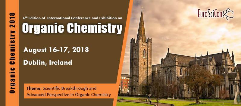 Organic Chemistry 2018