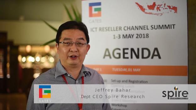 Spire, Event, Jeffrey Bahar, E-commerce, Indonesia Market