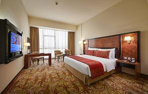 Experience an Unforgettable Stay at Millennium Airport Hotel