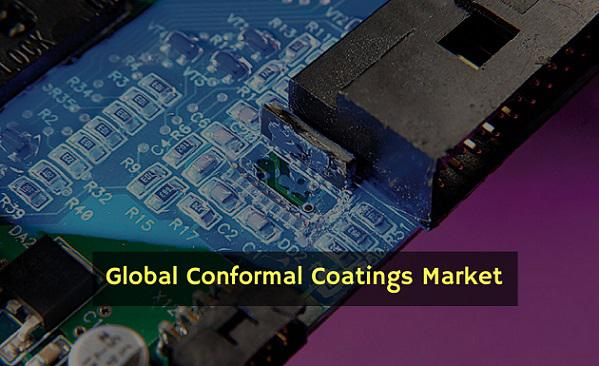 Conformal Coatings Market Growing at a CAGR of +4.7% - Top Players