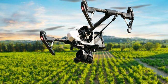Agriculture Drone Market Boost the Development of Intelligent