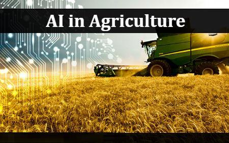 AI Market in Agriculture is expected to attain a Size of $465.6