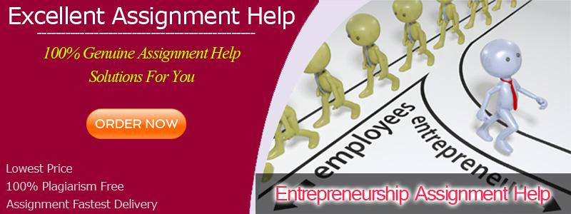 Our Writing Experts Offering Plagiarism Free Entrepreneurship