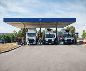 Global Natural Gas Refueling Stations Market