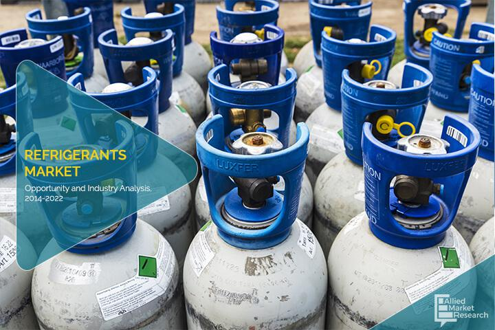 Refrigerants Market to Experience Higher Growth by 2022 | AMR