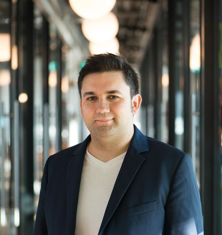 Yalcin Cetin, Founder of mailcommerce