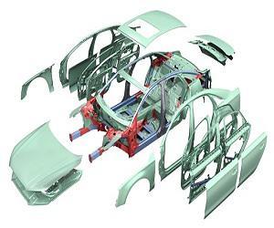 Global Automotive Light Weight Body Panels Market