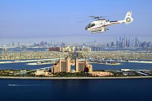 Alpha Destination Management Launches 'Pearl Helicopter
