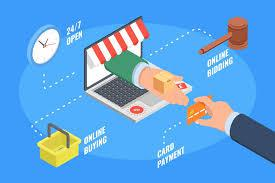 E-Commerce market 2018