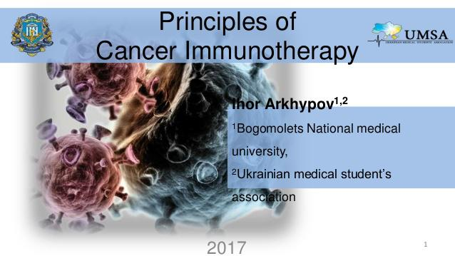 Cancer Immunotherapy Market Size, Share, Trends, Growth, Forecast Analysis Report