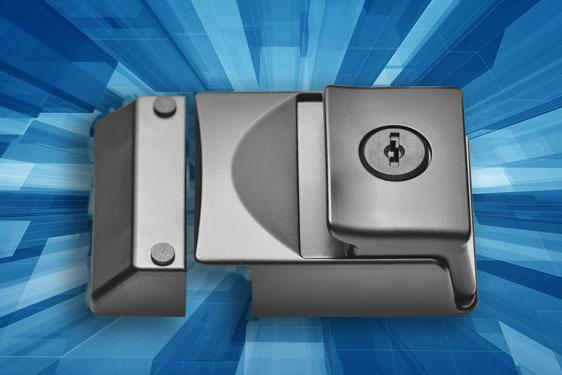 New low noise Sliding Slam Latch from FDB Panel Fittings