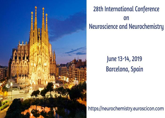 Neuoroscience and Neurochemistry 2019