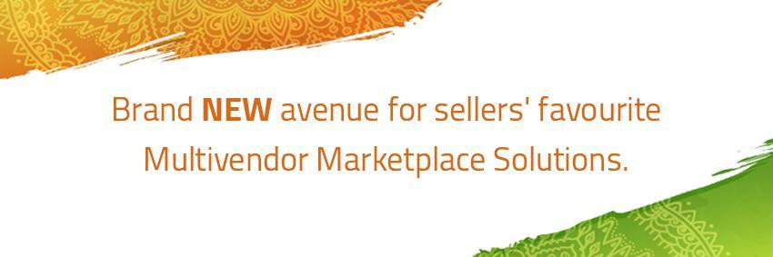 New website launch for popular Multivendor Marketplace