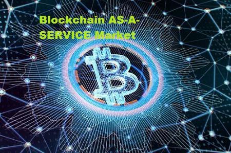 Blockchain AS-A-SERVICE Market
