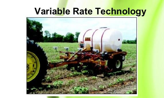 Variable Rate Technology  MARKET