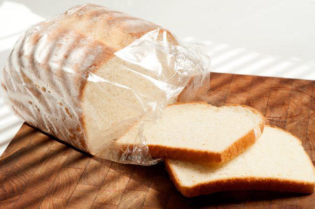 Frozen Bakery Bread