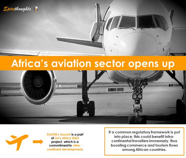 Spire, Spirethoughts, Africa, Aviation sector