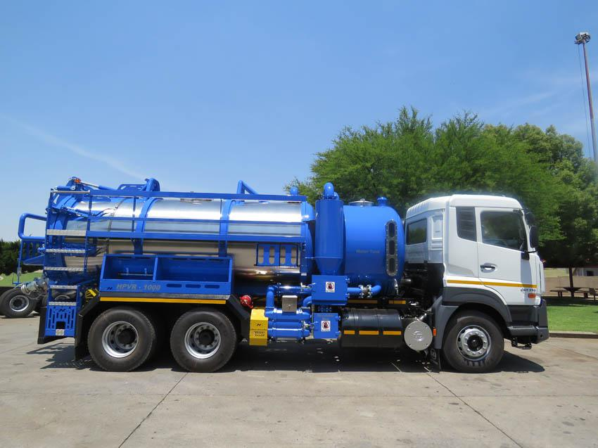 Global Vacuum Truck Market 2018 Business Players - Federal