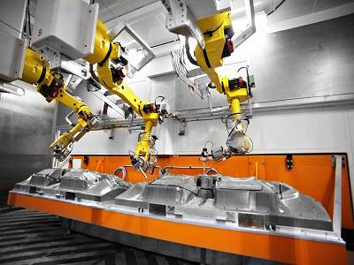 Global Waterjet Robots Market Trends 2018 Industry Drivers: