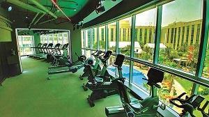 MPower Fitness Club Opens at Millennium Airport Hotel Dubai