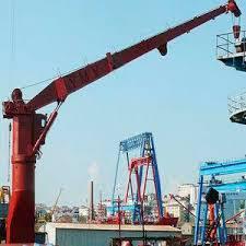 Floating Dock Cranes Market