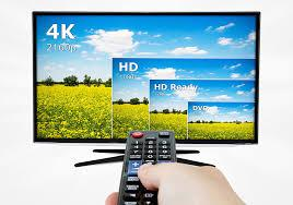 4K Display Resolution Market Growth & Share – LG Electronics,