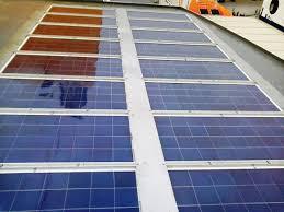 Solar-Diesel Hybrid Power Solution