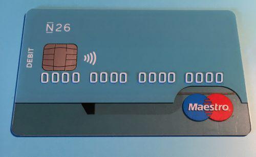 Smart IC Card