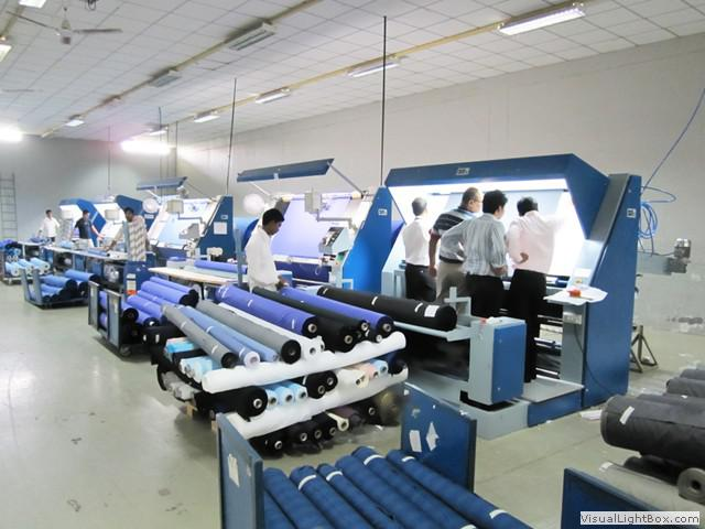 Fabric Inspection Machines Market Analysis Report