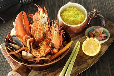 Hilton Pattaya Introduces Delicious Menus from Asian Herb