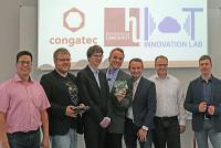 Development team of the IoT-Innovation-Laboratory Landshut University