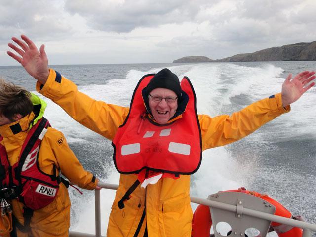 Floating Jacket