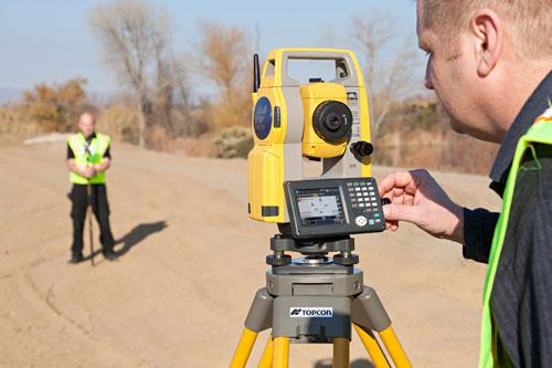 Reflectorless Total Station Market
