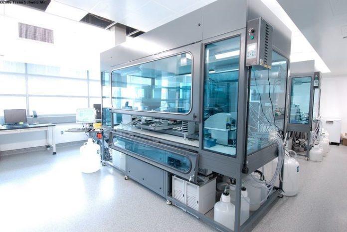 Laboratory Automation Equipments Market