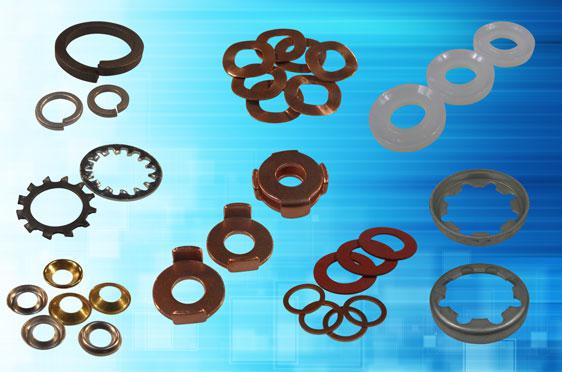 Challenge Europe ex-stock Specialist Washers and Dubo Rings