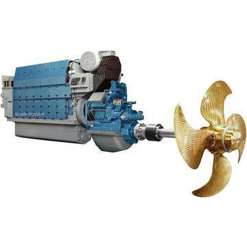 Marine Propulsion Engine Market
