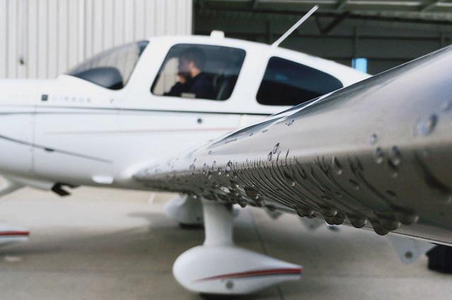 Aircraft Anti-icing System